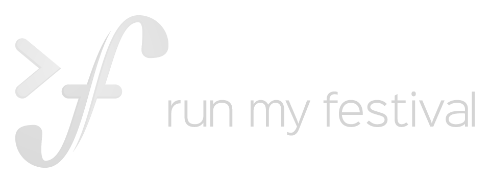 RunMyFestival logo